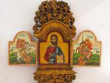 Триптих - Св Георги и Св. Димитър,