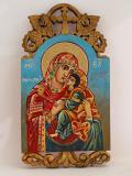 """Икона """"Милостивата Дева Мария"""""""