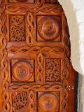 Входна врата на църква в Поповяне